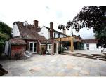 Modern extension, renovation of the inside of the house and extensive landscaping in Hawkhurst